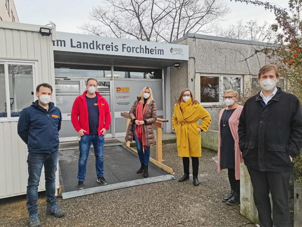Impfzentrum Forchheim